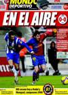 Portada Mundo Deportivo del 22 de Enero de 2009