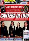 Portada Mundo Deportivo del 23 de Enero de 2009