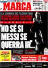 Portada diario Marca del 24 de Enero de 2009