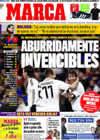 Portada diario Marca del 26 de Enero de 2009
