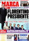 Portada diario Marca del 27 de Enero de 2009