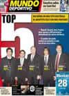 Portada Mundo Deportivo del 27 de Enero de 2009