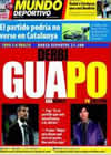Portada Mundo Deportivo del 29 de Enero de 2009