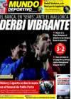 Portada Mundo Deportivo del 30 de Enero de 2009