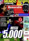 Portada Mundo Deportivo del 2 de Febrero de 2009