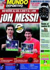 Portada Mundo Deportivo del 3 de Febrero de 2009
