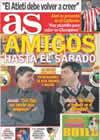 Portada diario AS del 4 de Febrero de 2009