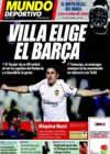 Portada Mundo Deportivo del 4 de Febrero de 2009