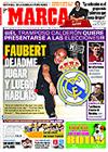 Portada diario Marca del 5 de Febrero de 2009