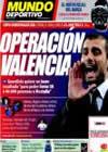 Portada Mundo Deportivo del 5 de Febrero de 2009