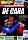 Portada Mundo Deportivo del 6 de Febrero de 2009