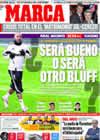Portada diario Marca del 7 de Febrero de 2009