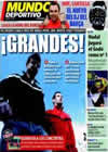 Portada Mundo Deportivo del 7 de Febrero de 2009