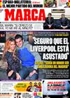 Portada diario Marca del 11 de Febrero de 2009