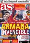 Portada diario AS del 12 de Febrero de 2009