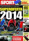 Portada diario Sport del 16 de Febrero de 2009
