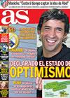 Portada diario AS del 17 de Febrero de 2009