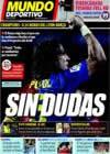 Portada Mundo Deportivo del 23 de Febrero de 2009