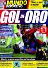 Portada Mundo Deportivo del 25 de Febrero de 2009