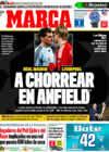 Portada diario Marca del 26 de Febrero de 2009