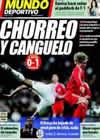 Portada Mundo Deportivo del 26 de Febrero de 2009