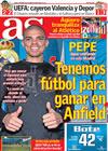 Portada diario AS del 27 de Febrero de 2009
