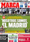 Portada diario Marca del 27 de Febrero de 2009