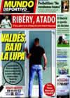 Portada Mundo Deportivo del 27 de Febrero de 2009