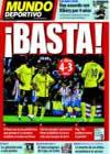 Portada Mundo Deportivo del 2 de Marzo de 2009