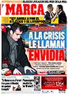 Portada diario Marca del 3 de Marzo de 2009
