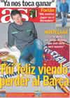 Portada diario AS del 6 de Marzo de 2009
