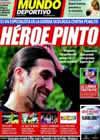 Portada Mundo Deportivo del 6 de Marzo de 2009