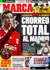 Portada diario Marca del 11 de Marzo de 2009