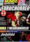 Portada Mundo Deportivo del 11 de Marzo de 2009