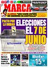 Portada diario Marca del 12 de Marzo de 2009