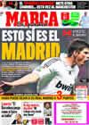 Portada diario Marca del 15 de Marzo de 2009