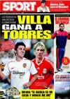 Portada diario Sport del 17 de Marzo de 2009