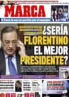 Portada diario Marca del 18 de Marzo de 2009