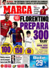 Portada diario Marca del 19 de Marzo de 2009