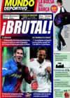 Portada Mundo Deportivo del 21 de Marzo de 2009