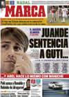 Portada diario Marca del 22 de Marzo de 2009