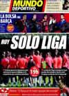 Portada Mundo Deportivo del 22 de Marzo de 2009