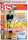 Portada diario AS del 24 de Marzo de 2009