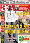 Portada diario AS del 25 de Marzo de 2009