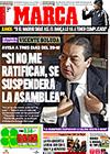 Portada diario Marca del 26 de Marzo de 2009
