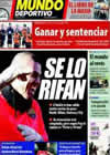 Portada Mundo Deportivo del 28 de Marzo de 2009