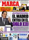 Portada diario Marca del 30 de Marzo de 2009