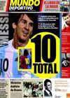 Portada Mundo Deportivo del 30 de Marzo de 2009