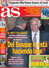 Portada diario AS del 31 de Marzo de 2009
