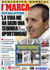 Portada diario Marca del 31 de Marzo de 2009